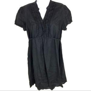 Motherhood Maternity Black Dress L